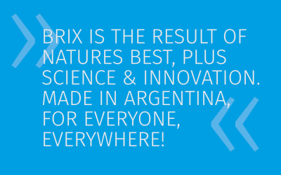 Brix is the result of natures best